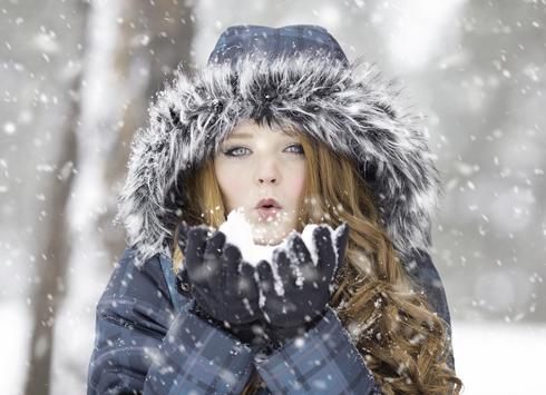 Как мороз влияет на кожу лица