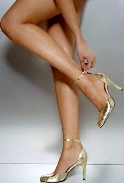 Как сохранить красоту ваших ног